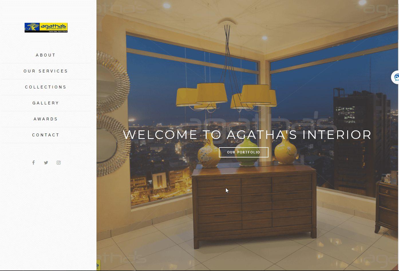 Agathas Interiors