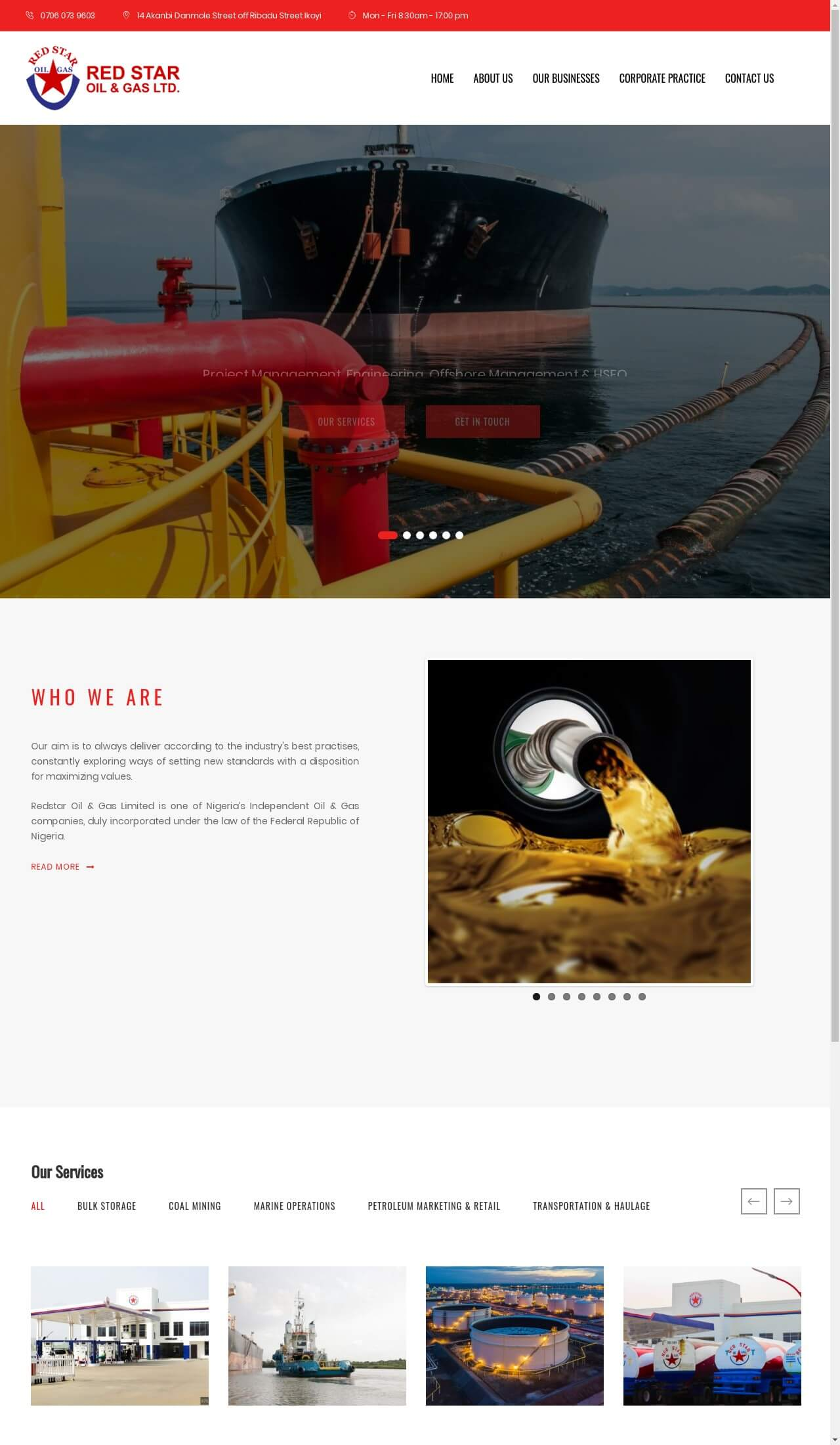 Red Star Oil and Gas