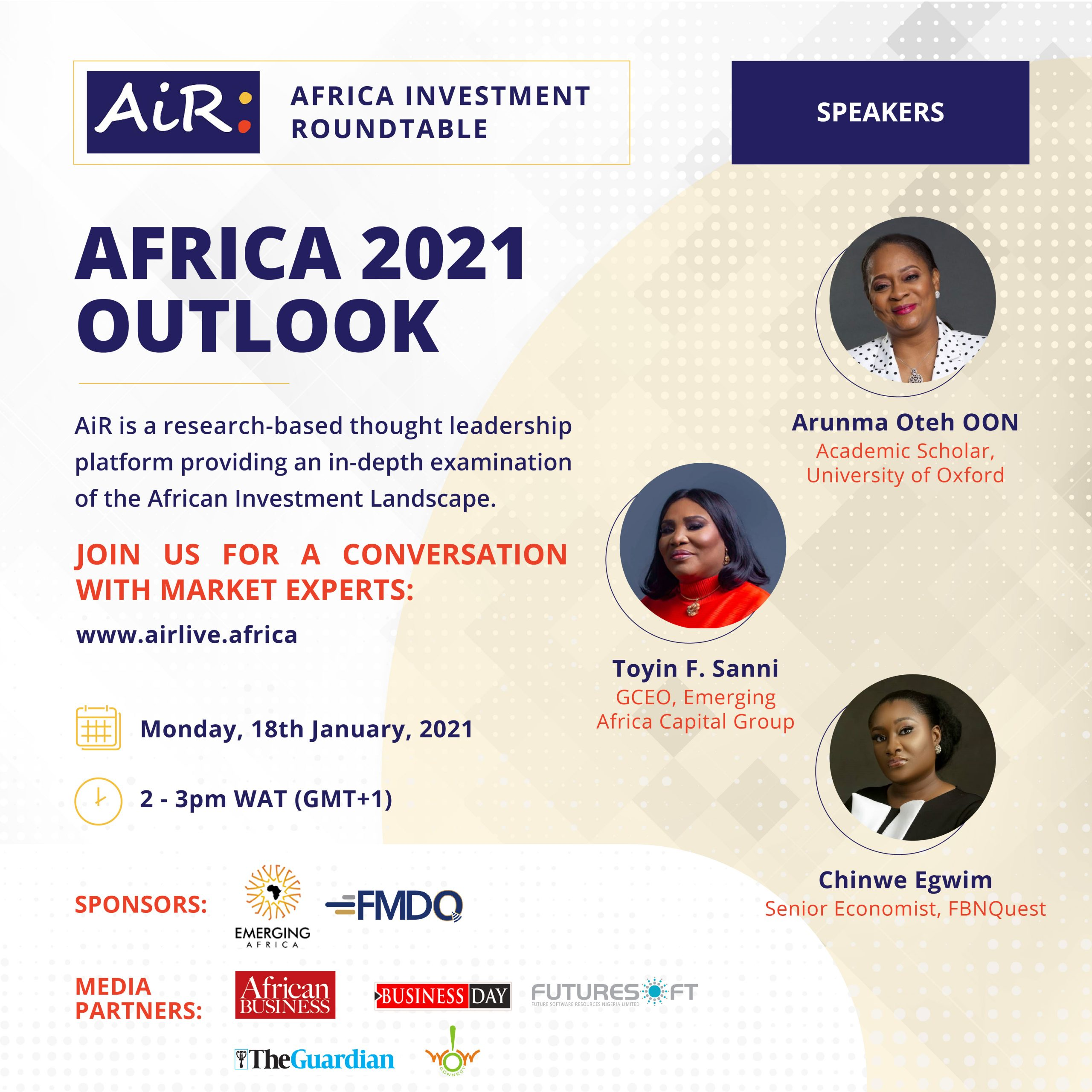 Africa Investment Roundtable