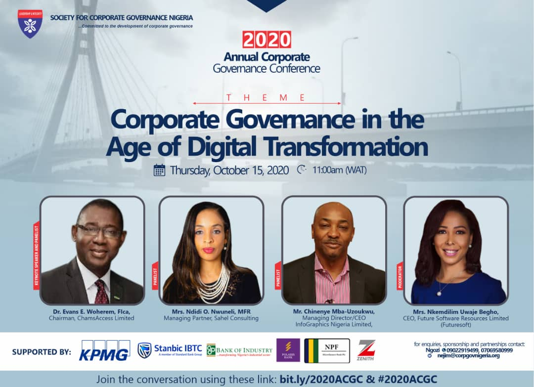 Annual Corperate Governance Conference.