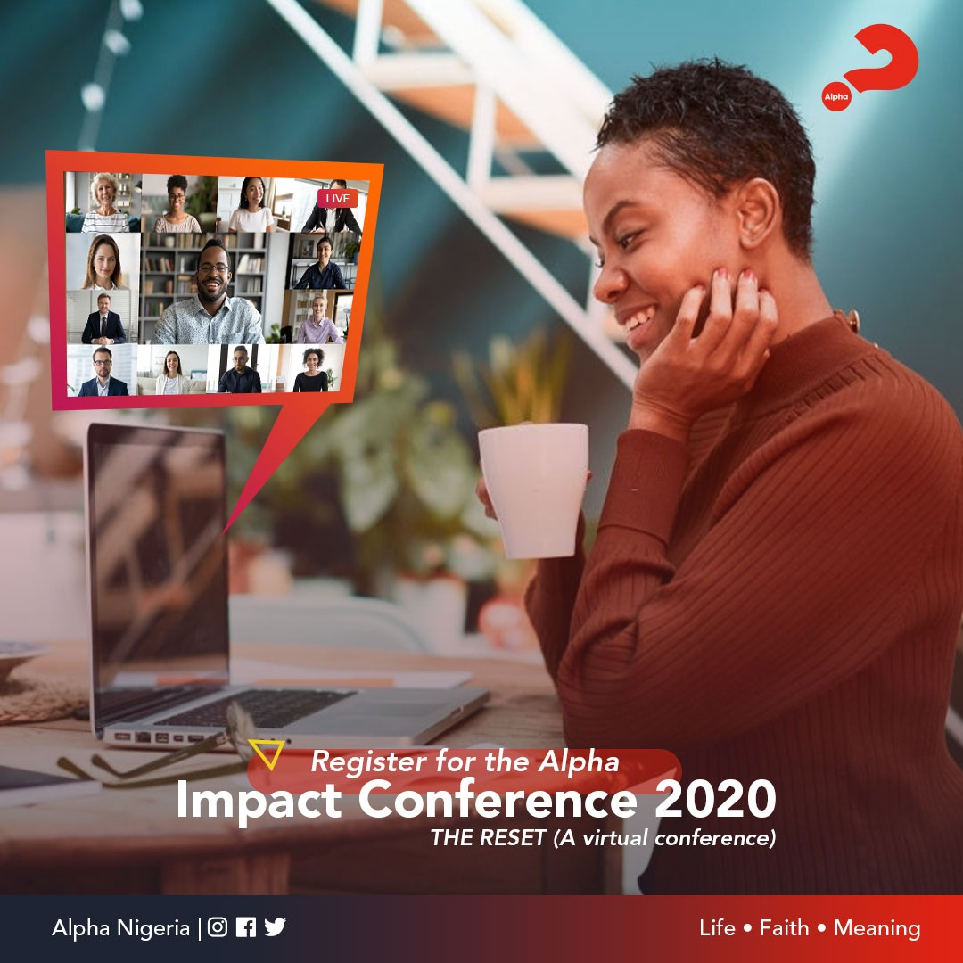 Alpha Impact Conference 2020